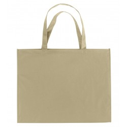 Sac shopping grande taille rouge