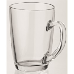 MUG VERRE TRANSPARENT COFFEE 30 CL