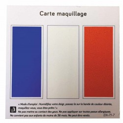 CARTE MAQUILLAGE STOCK QUADRI