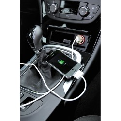CHARGEUR USB CARCHARGER