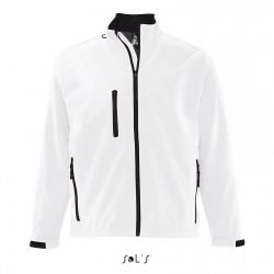 Veste softshell 3 couches homme 340 g