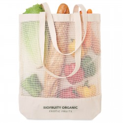 Sac shopping filet coton Latty