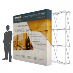 Visuel seul polyester 240g stand 226